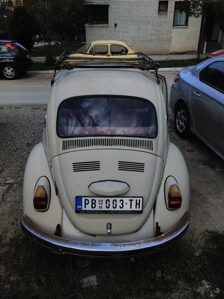 VW 1300J, 1971. Spašena od starog gvožđa. Img_2011