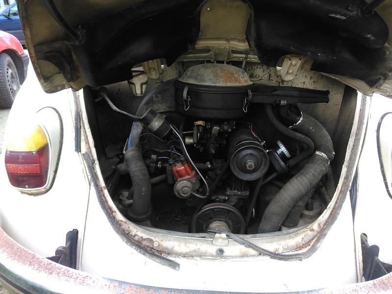 VW 1300J, 1971. Spašena od starog gvožđa. Img_2014